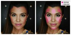 This Is The Right Way To Contour For Your Face Shape