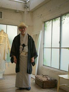 STYLE from TOKYO   street fashion based in japan: Tokyo dandy gentleman