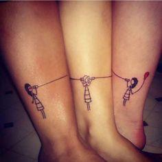 Friendship Tattoo Ideas : theBERRY