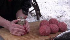 Zo Maak Je Hamburger Potjes Van Gehakt En Spek Op De Barbecue