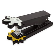 Mickey Mouse Stapler. I don't know where I would put this, but it is on my wish list.