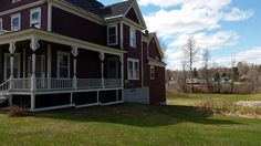 Real Estate for Sale Big Back Yard, Fresh Paint, New Roof in town Norway , Maine