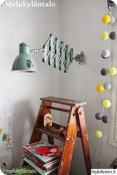 lastenhuone,seinävalaisin,koristeet,valaisin