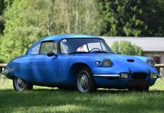 This 1962 Panhard CD (chassis 108) is described as the very first example built, and though that's very interesting in its own right, the car's history gets even better. First serving as a Paris Auto Salon display car, it's said to have attracted some 800 purchase intentions, and was then presented to the FIA on three separate occasions for homologation inspections–these cars were originally built in anticipation of Le Mans runs, and incredibly, this one is owned by André Guilhaudin, one of…