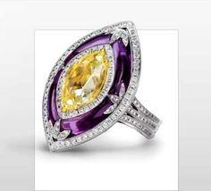 Love the ring but with a white diamond !!!!!!!