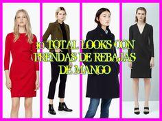 10 TOTAL LOOKS CON PRENDAS DE REBAJAS DE MANGO