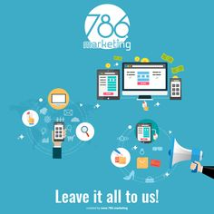 We have a group of experts that helps position your company better within social media platforms. #LetUSWork #SocialMedia #SocialNetwork #786.Marketing #786marketing #DigitalMarketing #Experts #WeAreATeam #OurTeam #DigitalBranding #Advertising #StayConnected
