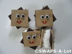Girl Scout SWAPS | S'mores