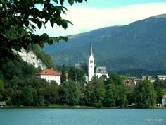 Slovenia Slovenia, Mansions, House Styles, Home Decor, Mansion Houses, Decoration Home, Manor Houses, Villas, Fancy Houses