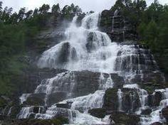 norway waterfalls - Google Search