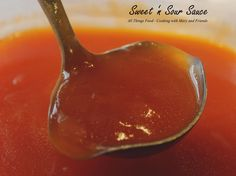 Really easy and simple Sweet 'n Sour Sauce I've been making for years. Just a few simple pantry ingredients make this great sauce. It's ...