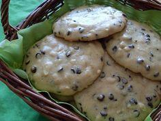 Cookies amande et pépites de chocolat (Vegan) – Vegan Blog
