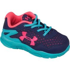cf5c92b4db6  32 Image for Under Armour® Infant Girls  Engage Running Shoes from Academy Toddler  Shoes