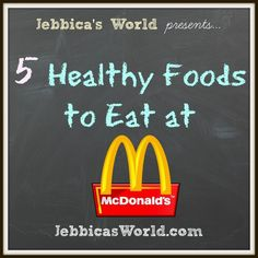 5 #healthy foods to
