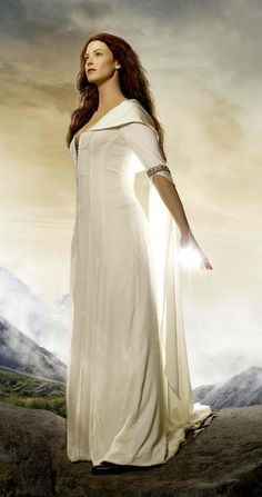 "Kahlan Amnell, Mother Confessor. From ""Legend of the Seeker"""