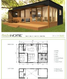 Home design plan 3 bedrooms with interior design 01 ~ Design And Decoration Container House Plans, Container House Design, Tiny House Design, Modern House Design, Little House Plans, Small House Plans, Sims House Plans, House Floor Plans, Tiny Home Floor Plans