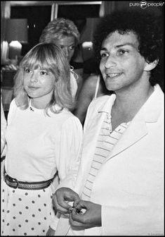 Michel Berger et France Gall, Saint-Tropez, 1980 Saint Tropez, Jenifer, Paris Match, Vintage Paris, Music Icon, French Riviera, Celebs, Celebrities, Music Artists