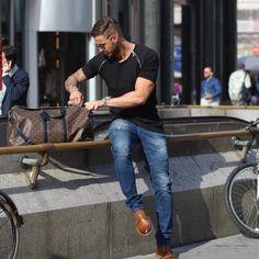 """""""Those motos though @philippegazarstyle"""""""