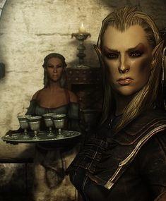 I hate Elenwen but I love this edit Elder Scrolls Games, Interesting Faces, Skyrim, Concept Art, Hate, Cold, Conceptual Art
