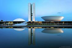 Gallery - AD Classics: National Congress / Oscar Niemeyer - 5