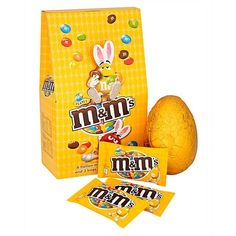 M&M'S Luxury Easter Egg (1.155 RUB) ❤ liked on Polyvore featuring home, home decor, holiday decorations and easter home decor