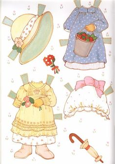 PUDDIN PAPER DOLL - MaryAnn - Picasa Web Albums