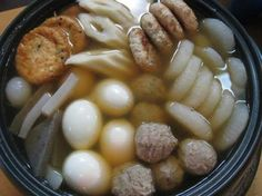 Japanese food recipies | healthy food recipes: ODEN-japanese Food Recipes