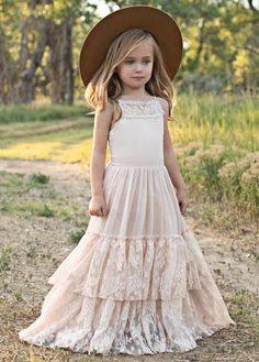 Toddler Flower Girl Dresses, Little Girl Dresses, Toddler Dress, Flower Girl Outfits, Flower Girl Dresses Country, Wedding Flower Girl Dresses, Vintage Flower Girl Dresses, Boho Chic, Boho Girl