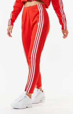 17d619e239ca8 PacSun : adidas-High Rise Track Pants Adidas High, Pacsun Adidas, Striped  Pants