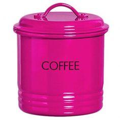 Lata coffee - belle - Westwing.com.br - Tudo para uma casa com estilo