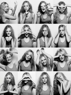 Elle Fanning poses with different face expressions Selfie Poses, Elle Fanning, Dakota Fanning, Ideas Para Photoshoot, Poses References, Look Older, Posing Guide, Shooting Photo, Face Expressions