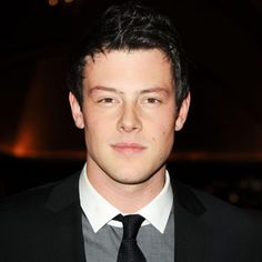 Cory Monteith's real life GF Lea Michele is one lucky girl!