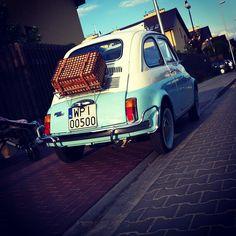 #Fiat500 all around the world.