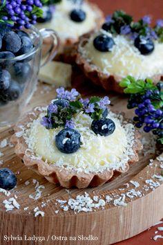 French Silk Pie, Blueberry Farm, Mini Tart, Cake Pops, Nutella, Bon Appetit, Cake Recipes, Cheesecake, Good Food