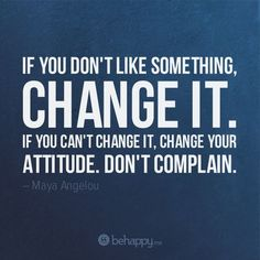 The #1 reason why you are not achieving greatness? Complaining. Just stop it.
