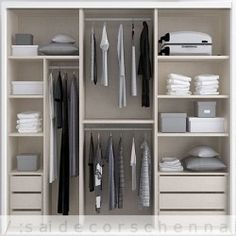 wardrobe designs images - Google Search