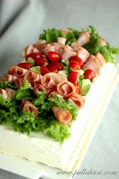 Pullahiiren leivontanurkka: Kakkugalleria Bruschetta, Cake, Ethnic Recipes, Desserts, Food, Tailgate Desserts, Pie, Kuchen, Dessert