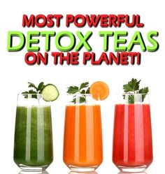 In this article I could promise you the figure and health of a Greek Goddess, but instead I'm going to offer you a selection of 3 detox teas which have helped me through pregnancy, weight loss and depression - 3 most powerful detox teas