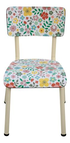 'Little Suzie' children's chair, designed by Mini Labo for Les Gambettes and available from Sisters Guild, published by Bobby Rabbit