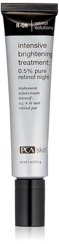 PCA SKIN 0.5% Pure Retinol Night Intensive Brightening Treatment, 1 fl. oz. -- This is an Amazon Affiliate link. To view further for this item, visit the image link.