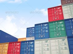 Realistic Graphic DOWNLOAD (.ai, .psd) :: http://jquery.re/pinterest-itmid-1006653068i.html ... container background ...  3d, box, cargo, color, container, industrial, metal, shipment, shipping, storage, transport, warehouse  ... Realistic Photo Graphic Print Obejct Business Web Elements Illustration Design Templates ... DOWNLOAD :: http://jquery.re/pinterest-itmid-1006653068i.html