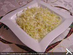 Krautsalat - wie beim Griechen, ein sehr schönes Rezept aus der Kategorie Gemüse. Bewertungen: 627. Durchschnitt: Ø 4,7.