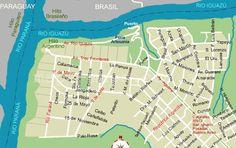 Mapa de calle de Iguazu en jpg.Nota completa: https://mapa-maps.com.ar/cataratas-del-iguazu-mapas-y-caracteristicas/