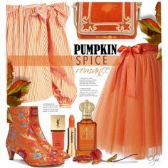 Little Bit of Pumpkin Romance