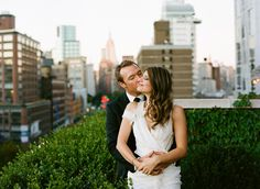 Elegant+Whimsical+New+York+Wedding