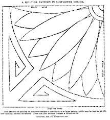 easy hand quilting patterns - Google Search