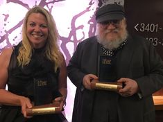 While George R.R. Martin is best known for fantasy, his work has influenced all corners of the genre fiction world. PW spoke with him at this year's ThrillerFest, where he was the keynote speaker, about his new book and more.