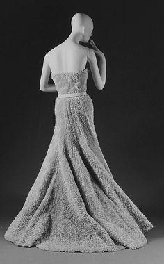 "The Metropolitan Museum of Art - ""Scarlatti""  Christian Dior spring/summer 1950"