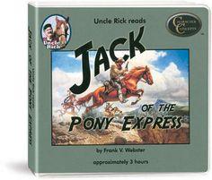Jack of the Pony Express (CD)   VisionForum.com