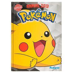 Pokemon Annual 2013 | Poundland